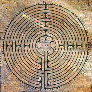 labyrint chartres2